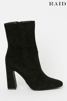 Raid Heeled Sock Boot