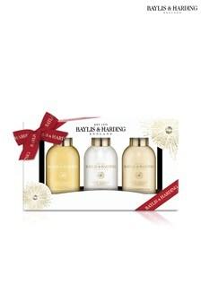 Baylis & Harding Sweet Mandarin & Grapefruit Trio Gift Set