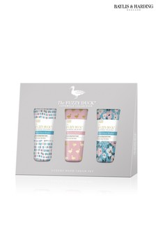 Baylis & Harding The Fuzzy Duck Cotswold Floral 3 Hand Cream Set