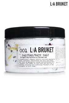 L:a Bruket Sea Salt Bath Marigold/Orange/Geranium 001 450g