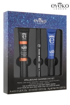 Eyeko Spellbound Shimmer Eye Set (Worth £41)