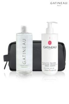 Gatineau AHA Body Lotion & Shower Gelée Duo