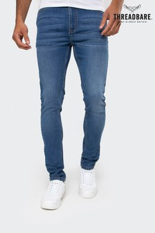 Threadbare Super Skinny Jeans With Stretch