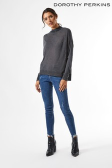 Dorothy Perkins High Neck Jumper