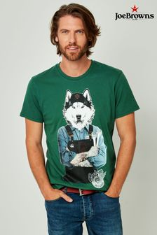Joe Browns Wolfy Mechanic Tee