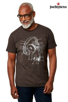 Joe Browns Explosive Headphones Tee