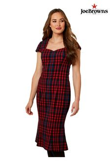 Joe Browns Sweetheart Check Dress