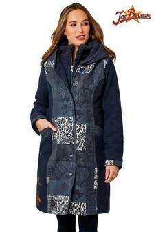 Joe Browns Patchwork Coat