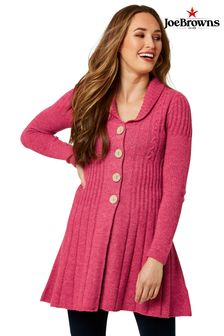 Joe Browns Coconut Button Knitwear Cardigan
