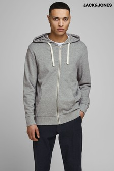 Jack & Jones Zip Through Hoodie