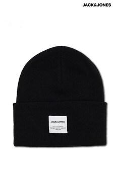 Jack & Jones Branded Beanie Hat