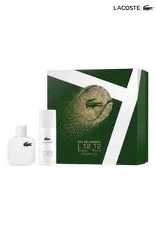 Lacoste L.12.12 Male Blanc Eau de Toilette 50ml Gift Set
