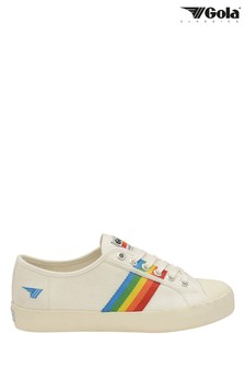 Gola Coaster Lace-Up Trainers