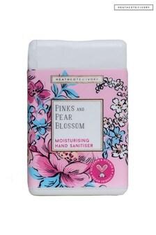 Heathcote & Ivory PINKS & PEAR BLOSSOM 20ml Moisturising Hand Sanitiser
