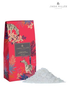 Sara Miller Bath Salts Orange Flower, Frangipani & Jasmine 150g