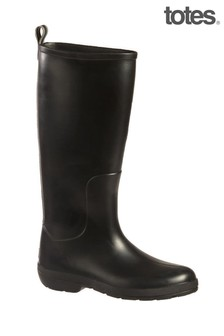 Totes Men's Tall Rain Boot