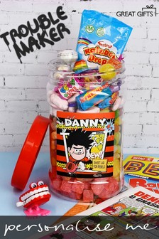 Personalised Beano - Retro Sweets by Great Gifts