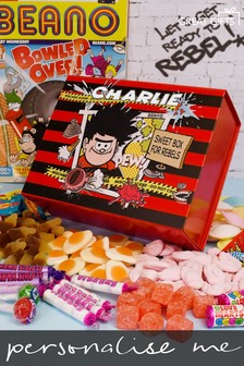 Personalised Beano Sweet Box by Great Gifts