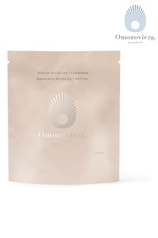 Omorovicza Peachy Micellar Cleanser x 60 Refill Pack