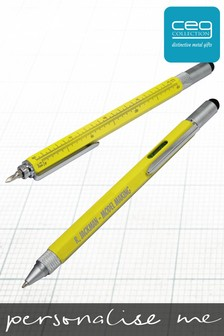 Personalised Multi Function DIY Ballpen by CEG Collection