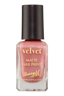 Barry M Velvet Nail Paint