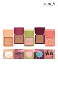Benefit Cheek Party Mini Blush & Bronzer Gift Set (Worth £72.50)