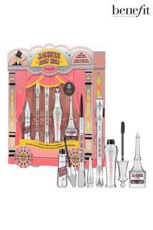 Benefit Magnificent Brow Show Gift Set Shade 05 Warm Black-Brown