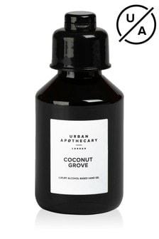 Urban Apothecary Coconut Grove Luxury Hand Sanitiser Gel (70% Alcohol) 100ml