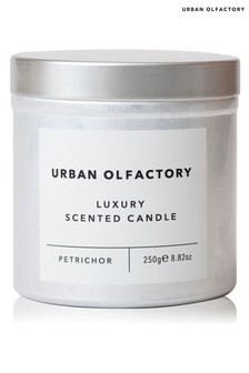 Urban Olfactory Petrichor Luxury Tin Candle 250ml