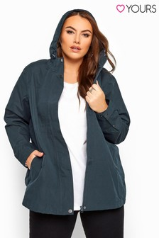 Yours Curve Waterproof Jacket