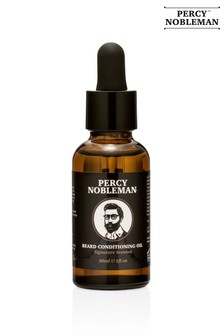 Percy Nobleman Signature Scented Beard Oil 30ml