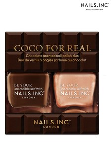 NAILS INC Coco For Real Duo