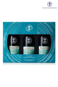 Neals Yard Remedies Unwind Foaming Bath Collection