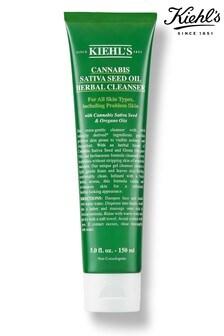 Kiehl's Cannabis Sativa Seed Oil Herbal Cleanser 150ml