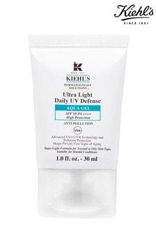 Kiehl's Ultra Light Daily UV Defense Aqua Gel SPF 50 30ml