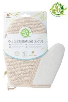 So Eco So Eco 2-1 Exfoliating Gloves