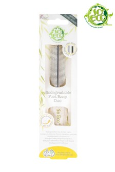 So Eco Foot Rasp Duo - Rasp & Smoother