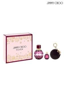 Jimmy Choo Fever Eau de Parfum 60ml, Pompom & Eau de Parfum 4.5ml