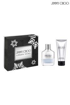 Jimmy Choo Urban Hero Eau de Parfum 50ml & Showergel 100ml