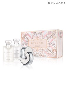 Bvlgari Omnia Crystalline Eau de Toilette 40ml, Body Lotion 40ml & Bath & Shower Gel 40ml