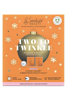 Seoulista Beauty Two to Twinkle Cleanse & Bright
