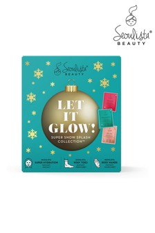 Seoulista Beauty Let it Glow! Super Snow Splash Collection