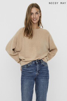 Noisy May Batwing Jumper