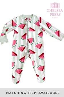 Chelsea Peers NYC Baby Watermelon Eco Pj Set