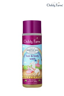 Childs Farm Hair & Body Wash Blackberry & Organic Apple Extract 250ml