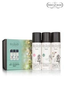 Percy & Reed Hit Refresh! Dry Shampoo Trio Gift Set