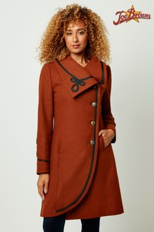 Joe Browns Elegant Collar Coat