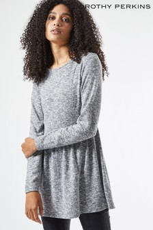 Dorothy Perkins Marl Brushed Tunic