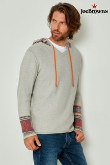 Joe Browns In The Mix Knit Hoddy