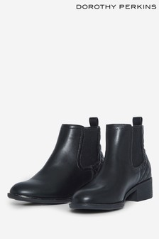 Dorothy Perkins Maple Chelsea Boot
